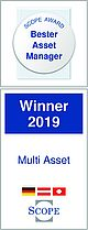Bester Asset Manager - Winner 2019