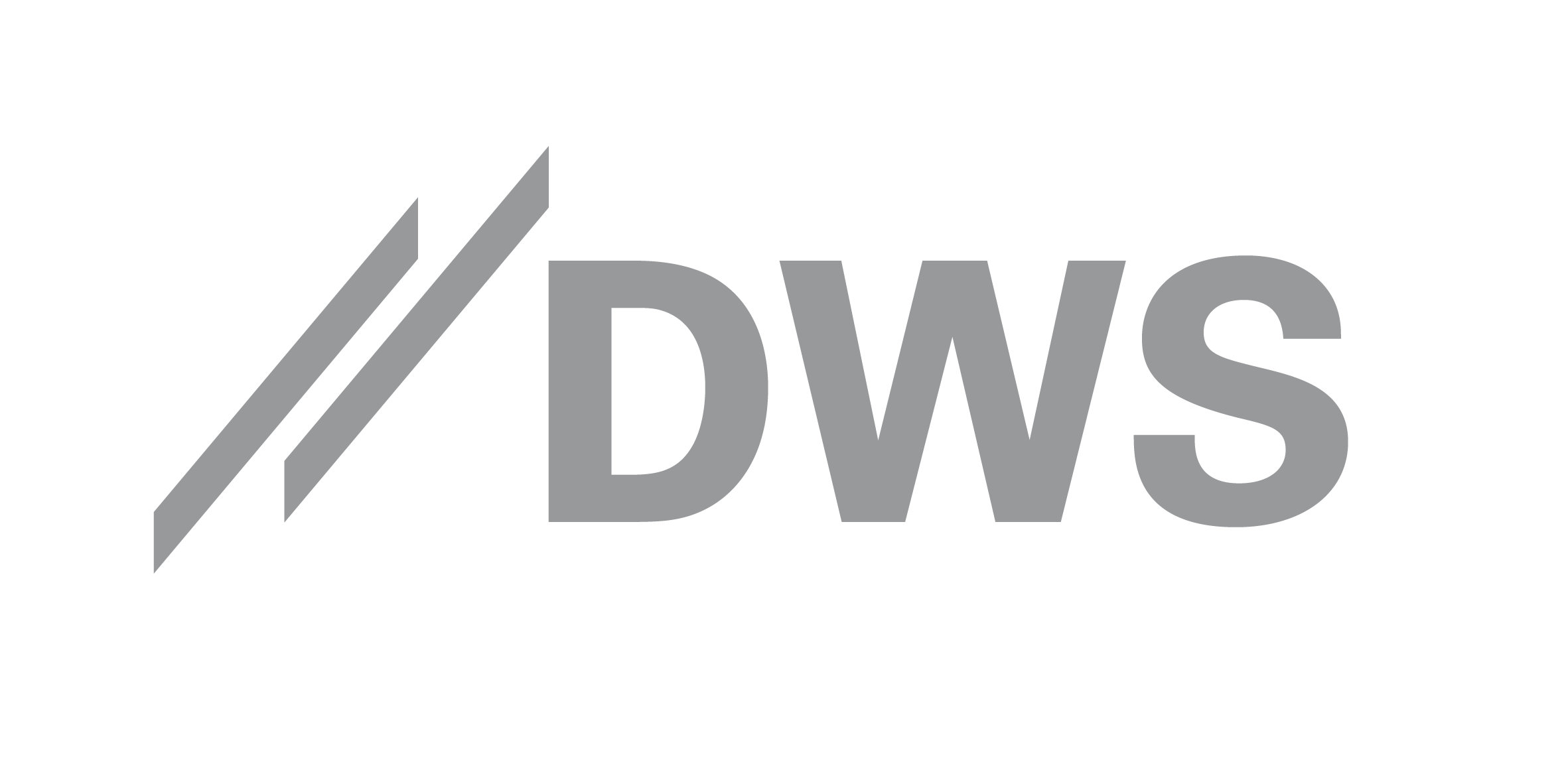 DWS Investments Deutsche Asset Management Logo